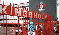 Kingsholm Stadium