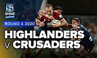 Video Highlights: Super Rugby Aotearoa Game 5 - Crusaders move to top