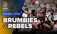 Video Highlights: Super Rugby AU - Game 2 - Brumbies start campaign with win