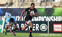 Jordan Olowofela has played 39 times for Leicester Tigers
