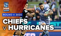 Video Highlights: Super Rugby Aotearoa Game 6 - Chiefs' struggle continues as Hurricanes emerge victorious