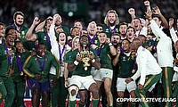 South Africa were the winner of Rugby Championship 2019