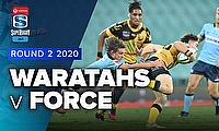 Video Highlights: Super Rugby AU - Game 4 - Waratahs register first win