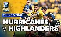 Video Highlights: Super Rugby AU - Game 8 - Hurricanes edge out Highlanders