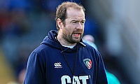 Leicester Tigers director of rugby Geordan Murphy