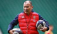 Eddie Jones reaffirms his commitment to England as they look to the future