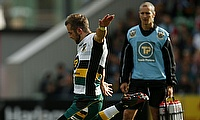 Stephen Myler played over 200 times for Northampton Saints