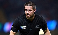 Dane Coles was one of the try-scorer for Hurricanes