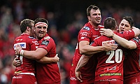 Scarlets won the Pro12 league in the 2016/17 season