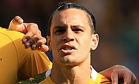 Matt Toomua kicked 19 points