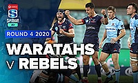 Video Highlights: Super Rugby AU - Game 9 - Rebels register maiden win