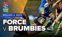 Video Highlights: Super Rugby AU Game 8 - Brumbies register comprehensive win