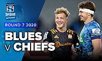 Video Highlights: Super Rugby Aotearoa Game 14 - Blues edge past Chiefs