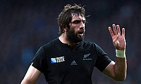 Sam Whitelock has been with Crusaders since 2010