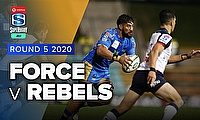 Video Highlights: Super Rugby AU Game 9 - Rebels win in Super Time