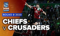 Video Highlights: Super Rugby Aotearoa Game 15 - Crusaders move closer to title