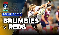 Video Highlights: Super Rugby AU Game 10 - Brumbies consolidate top place