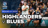 Video Highlights: Super Rugby Aotearoa Game 16 - Blues keep hope alive