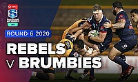 Video Highlights: Super Rugby AU Game 13 - Brumbies suffer first defeat