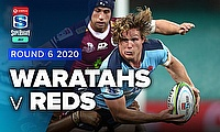 Video Highlights: Super Rugby AU Game 12 - Waratahs returned back to winning ways