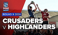 Video Highlights: Super Rugby Aotearoa Game 18 - Crusaders win another title