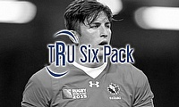 DTH van der Merwe, Glasgow Warriors & Canada