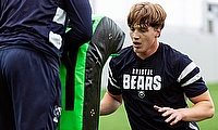 Exclusive: From Durham Uni to Bristol Bears - Fitz Harding