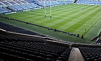 Murrayfield Stadium will host the game next Friday