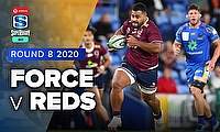 Video Highlights: Super Rugby AU Round 8 - Brumbies, Reds maintain top two place