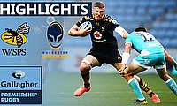 Highlights: Gallagher Premiership Round 15