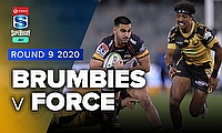 Video Highlights: Super Rugby AU Round 9 - Brumbies secure home final, Waratahs keep play-off hope alive