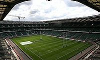 Twickenham Stadium has a capacity of 82,000