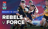 Video Highlights: Super Rugby AU Round 10 - Rebels enter play-offs