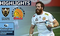 Highlights: Gallagher Premiership Round 18