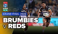 Video Highlights: Super Rugby AU final - Brumbies clinch title