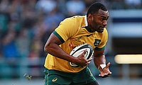 Tevita Kuridrani made 135 appearances for Brumbies