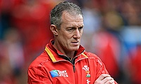 Rob Howley spent most of his coaching career with Wales
