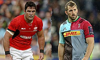 Chris Robshaw & Brad Barritt's final day as Premiership players