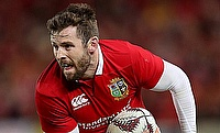 One week until the autumn internationals with Elliot Daly