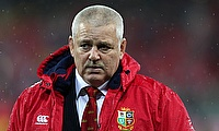 Warren Gatland will coach British and Irish Lions next year