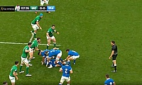 Video Highlights: Six Nations - Ireland v Italy