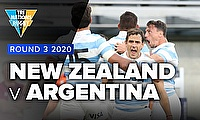 Video Highlights: Rugby Championship Game 3 - Argentina v New Zealand