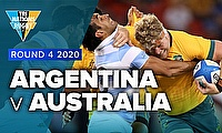 Video Highlights: Rugby Championship Game 4 - Australia v Argentina