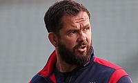 Ireland head coach Andy Farrell