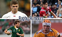 Rugby Rumours: Farrell loan move, Springbok Bull, Bath time for Smith and Another Du Preez