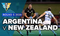 Video Highlights: Rugby Championship Game 5 - Argentina v New Zealand