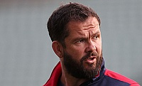 Andy Farrell took in charge of Ireland post World Cup last year