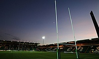 Franklin's Gardens was set to host the game between Northampton and Leicester