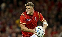 Rhys Priestland's effort went in vain for Bath Rugby