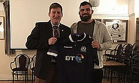 Series Three: Looseheadz x Talking Rugby Union Podcast - Jamie Bhatti